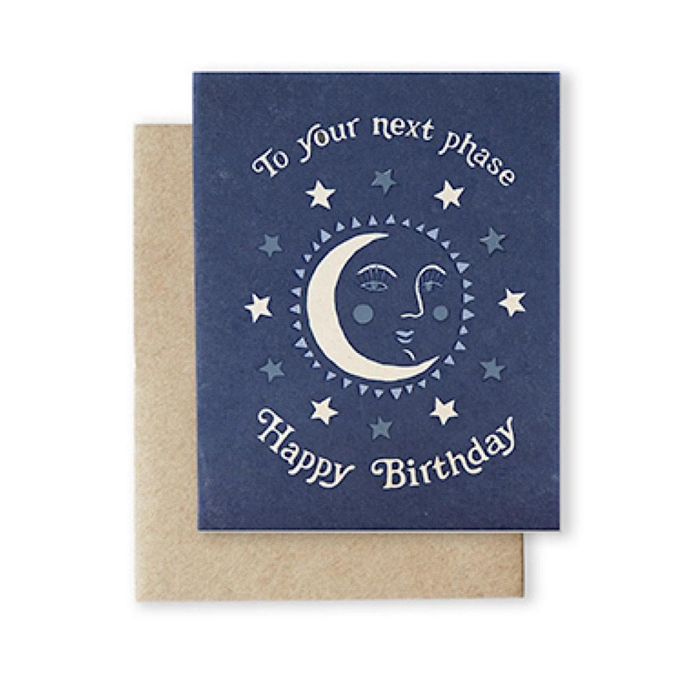 Printfresh Studio Printfresh Studio Next Phase Birthday Card