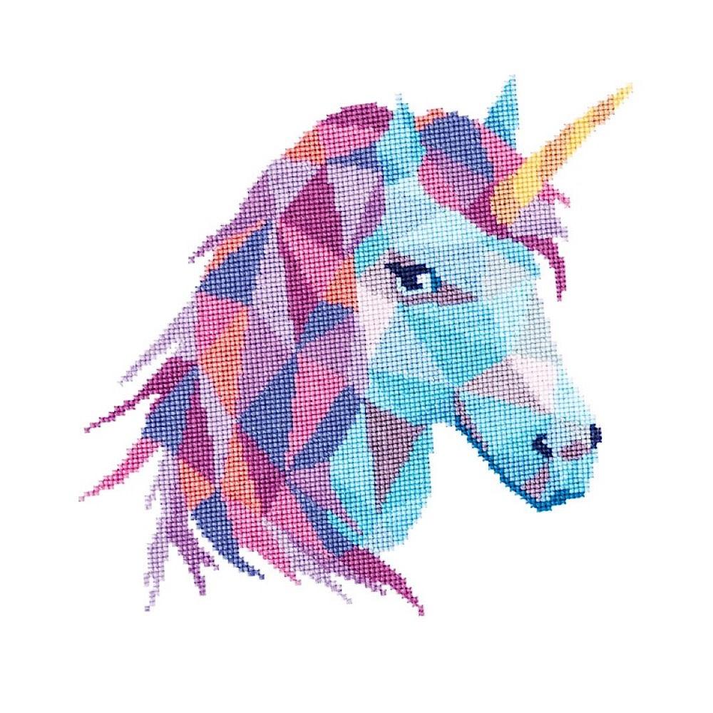 Tattly Tattly Tattoo 2-Pack - Stitched Unicorn