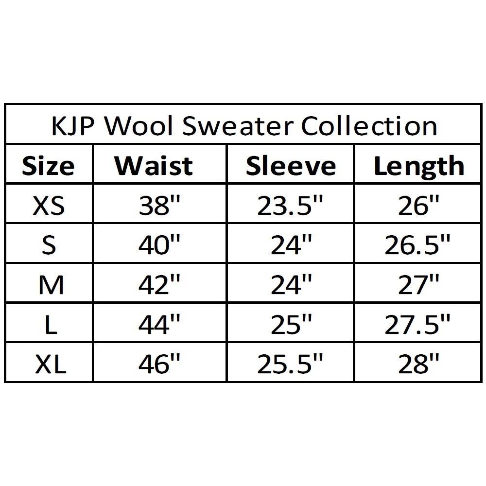 Kiel James Patrick Sweater - Big Cozy Fall Leaf
