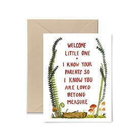 Buy Olympia Little Truths I Know Your Parents Card