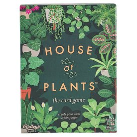 Wild & Wolf House of Plants Card Game