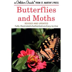 Macmillan A Golden Guide - Butterflies & Moths