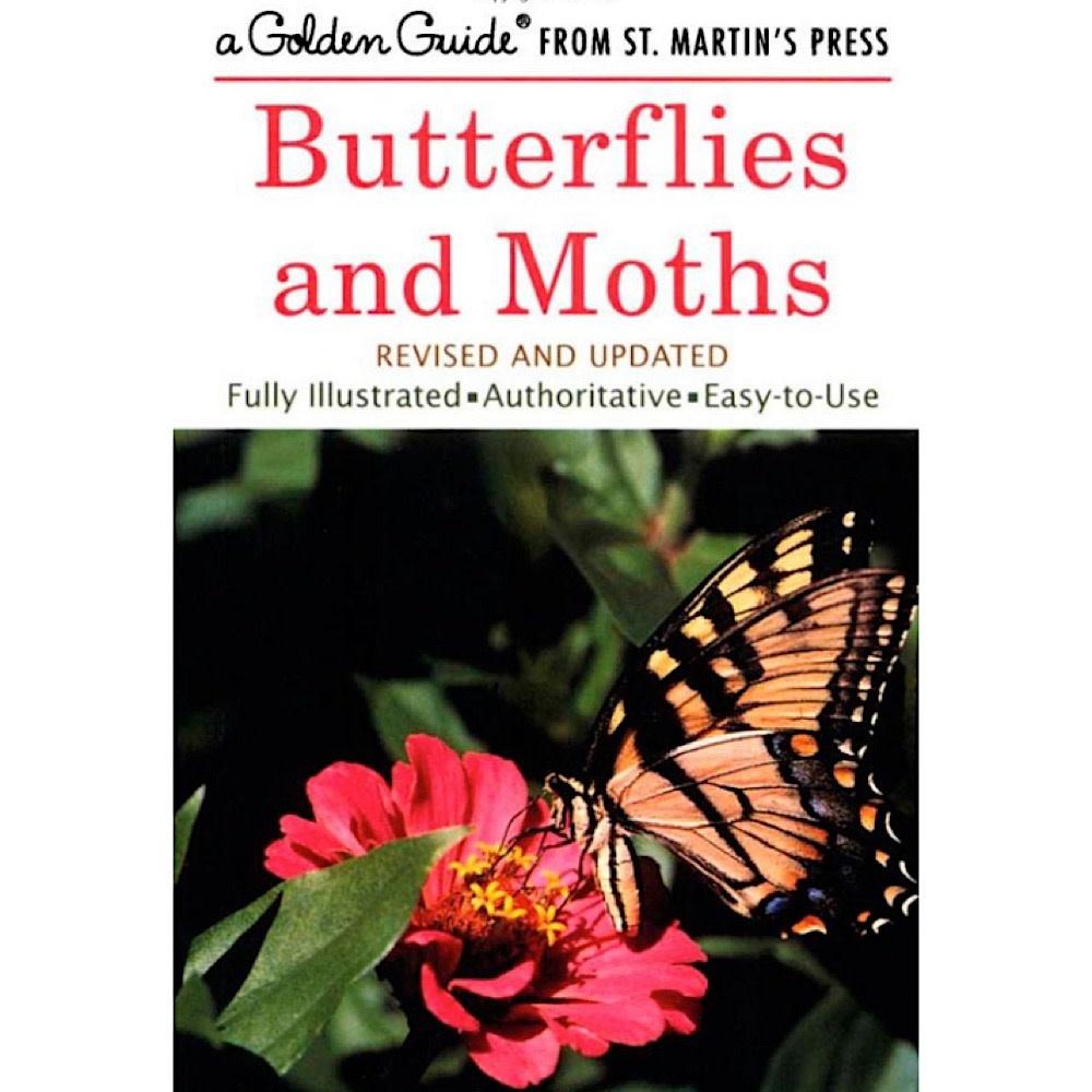 Macmillan A Golden Guide - Butterflies & Moths