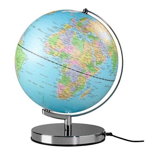 "Globe Light 10"" - Classic"