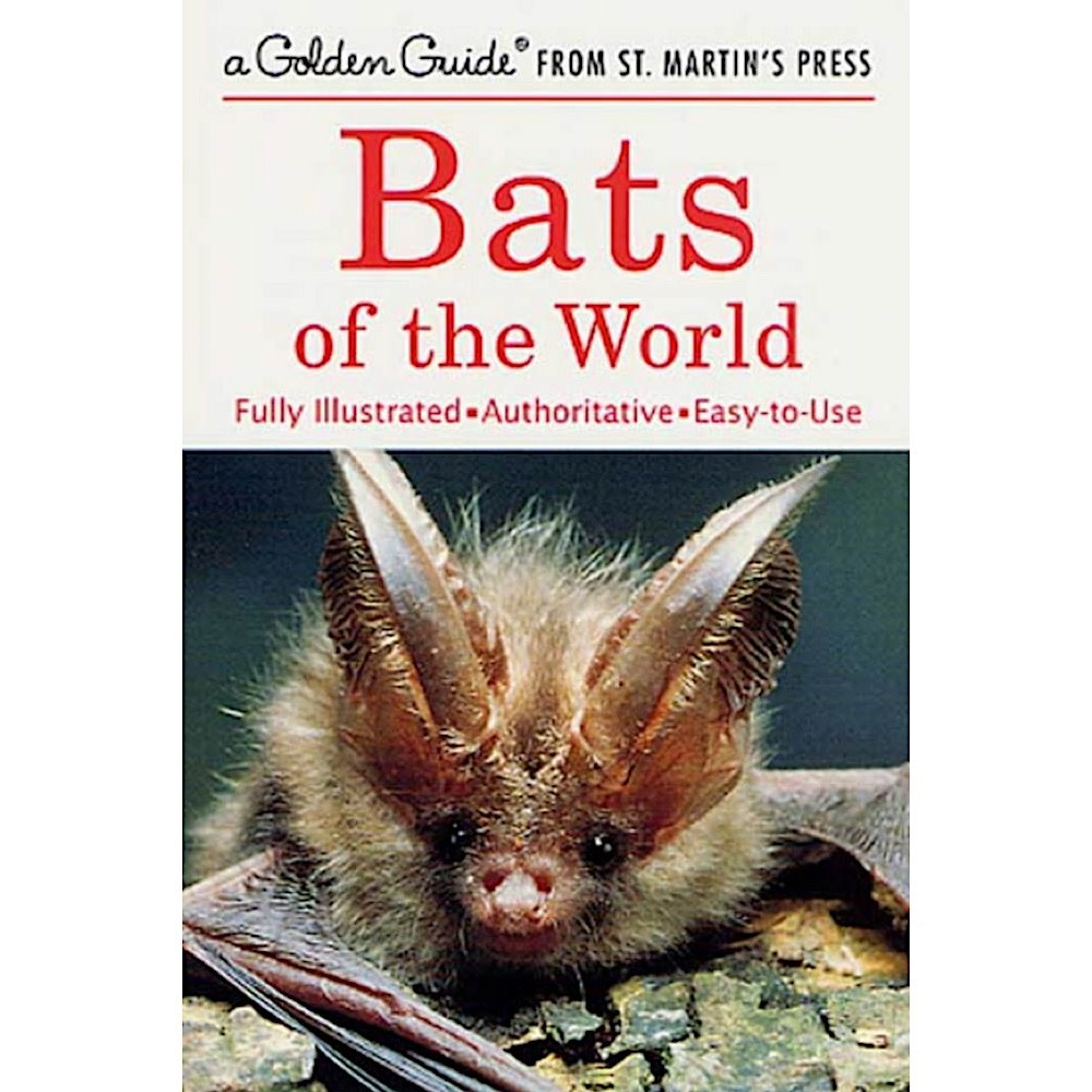 Macmillan A Golden Guide - Bats of the World