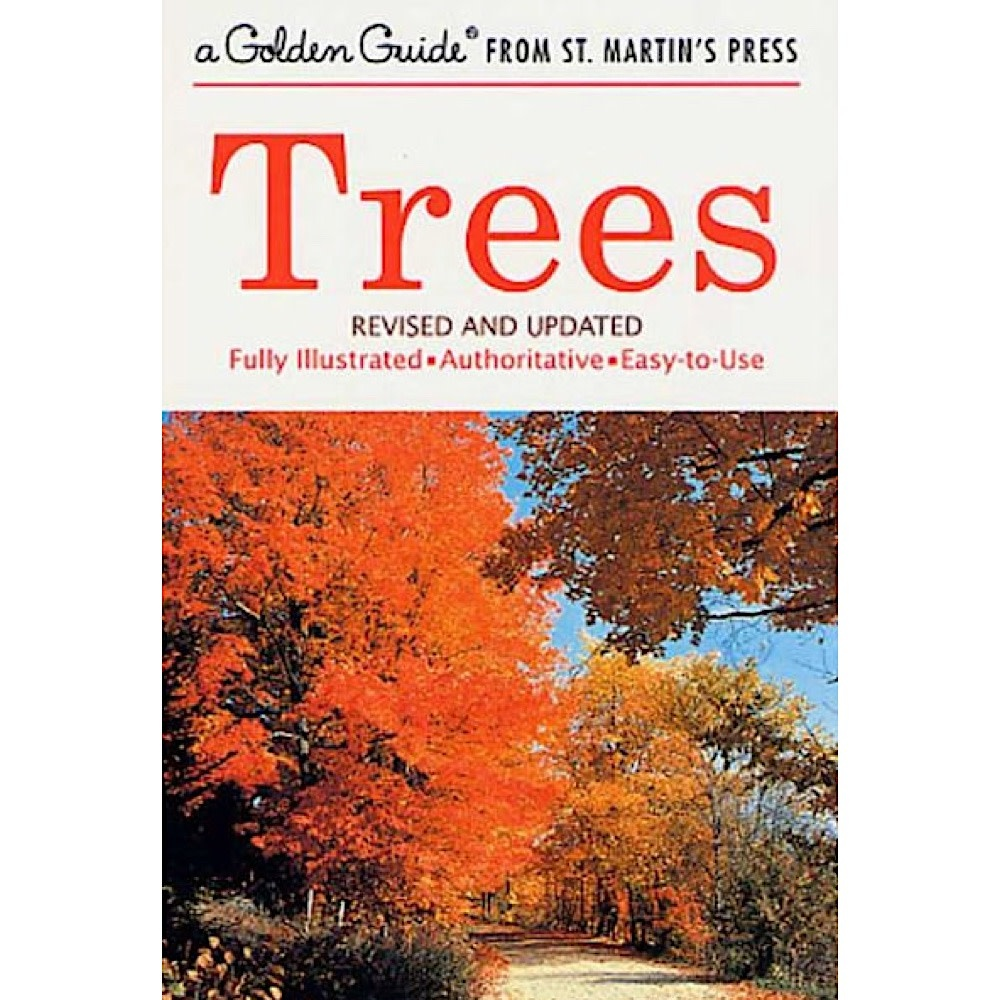 A Golden Guide - Trees of North America by C. Frank Brockman