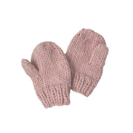 The Blueberry Hill The Blueberry Hill Mittens - Blush