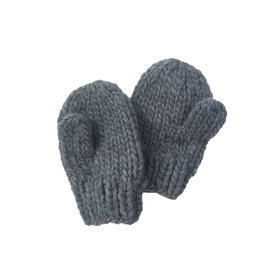 The Blueberry Hill The Blueberry Hill Mittens - Zinc