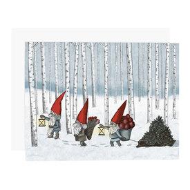 Ramus & Co Ramus & Co Card - Nordic Gnomes