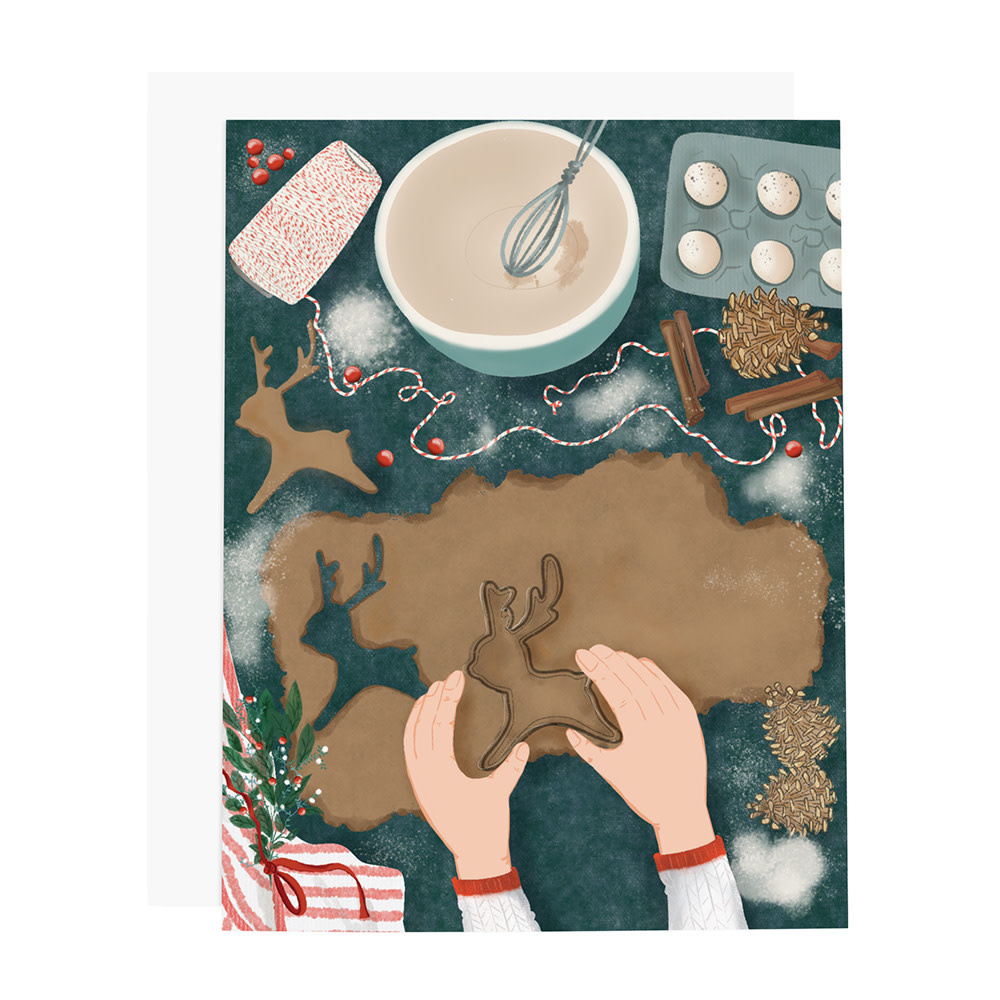 Ramus & Co Card - Baking Season