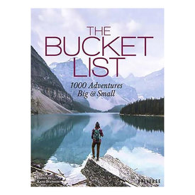 Random House The Bucket List: 1000 Adventures Big & Small