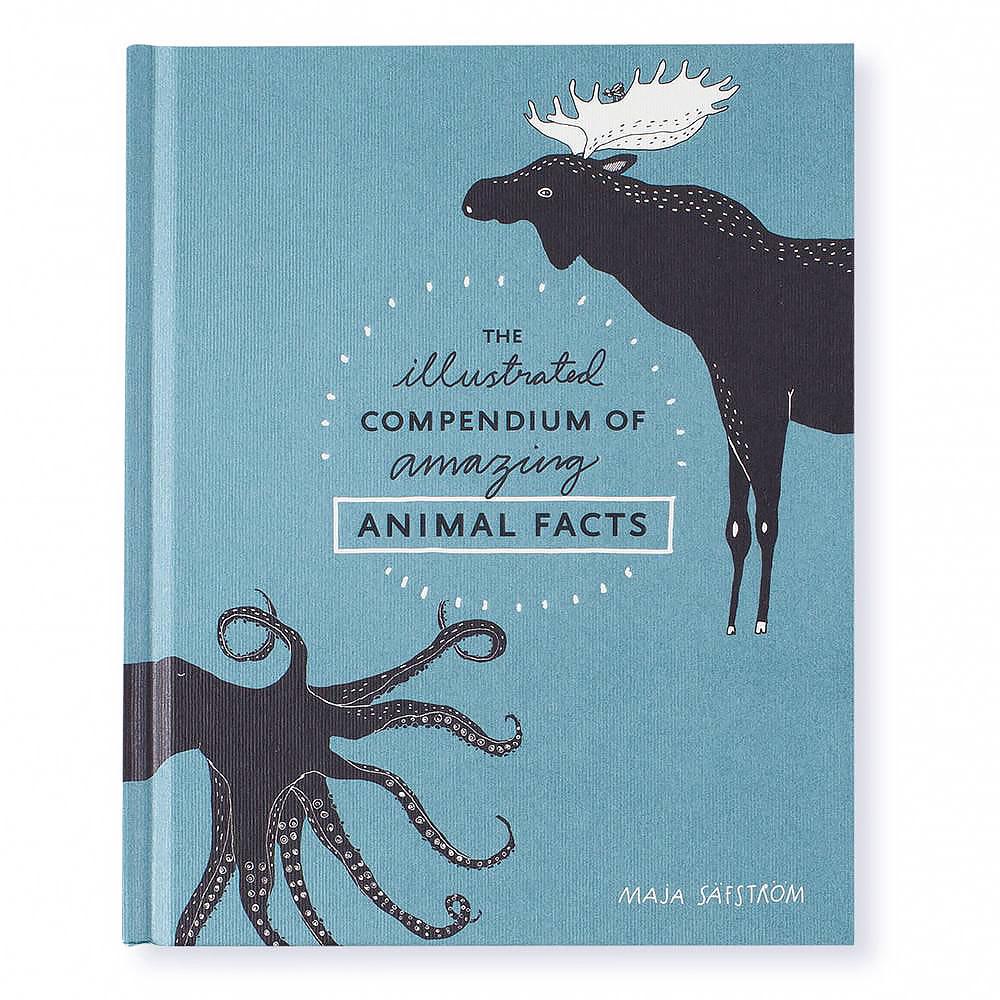 Random House Illustrated Compendium of Amazing Animal Facts