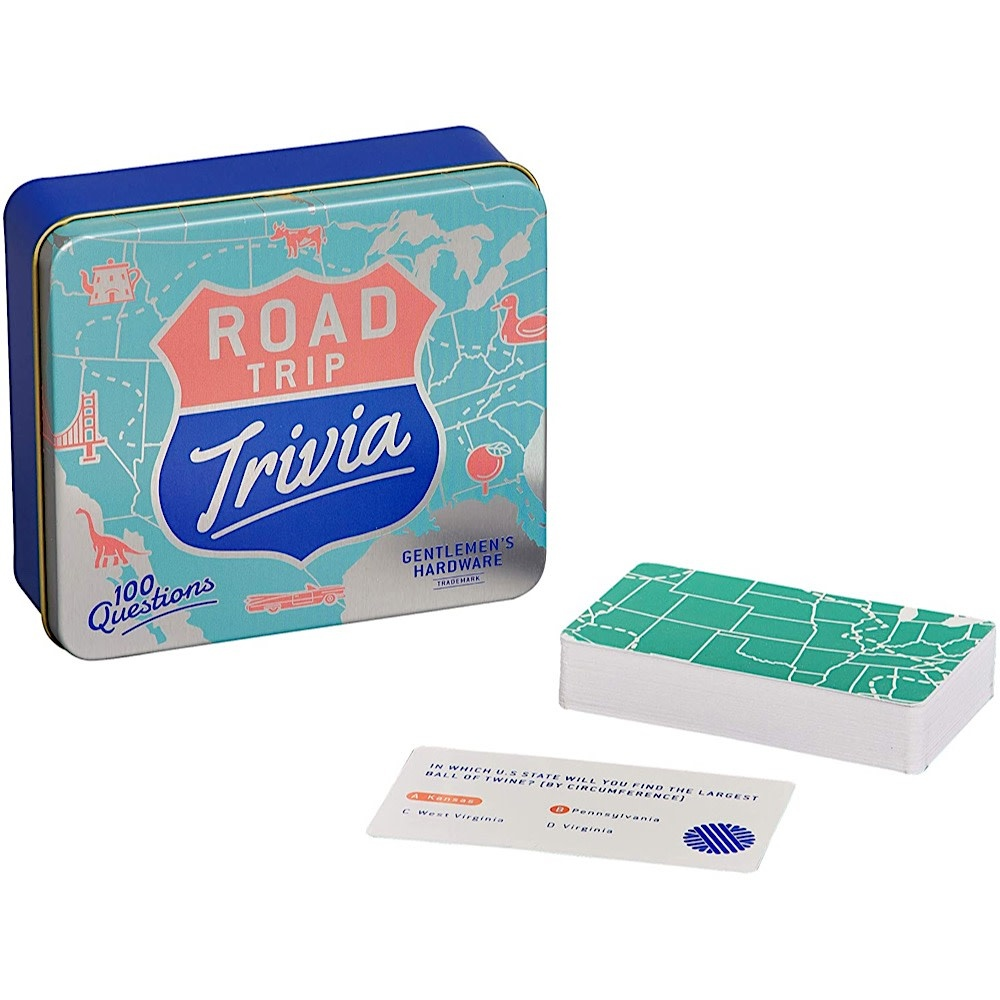 American Road Trip Trivia