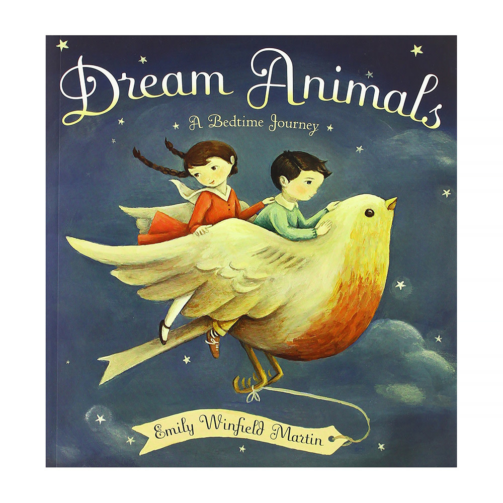 Random House Dream Animals - A Bedtime Journey Board Book
