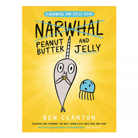 Random House Peanut Butter and Jelly (A Narwhal and Jelly Book #3)