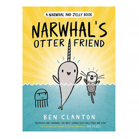 Random House Narwhal's Otter Friend (A Narwhal and Jelly Book #4)