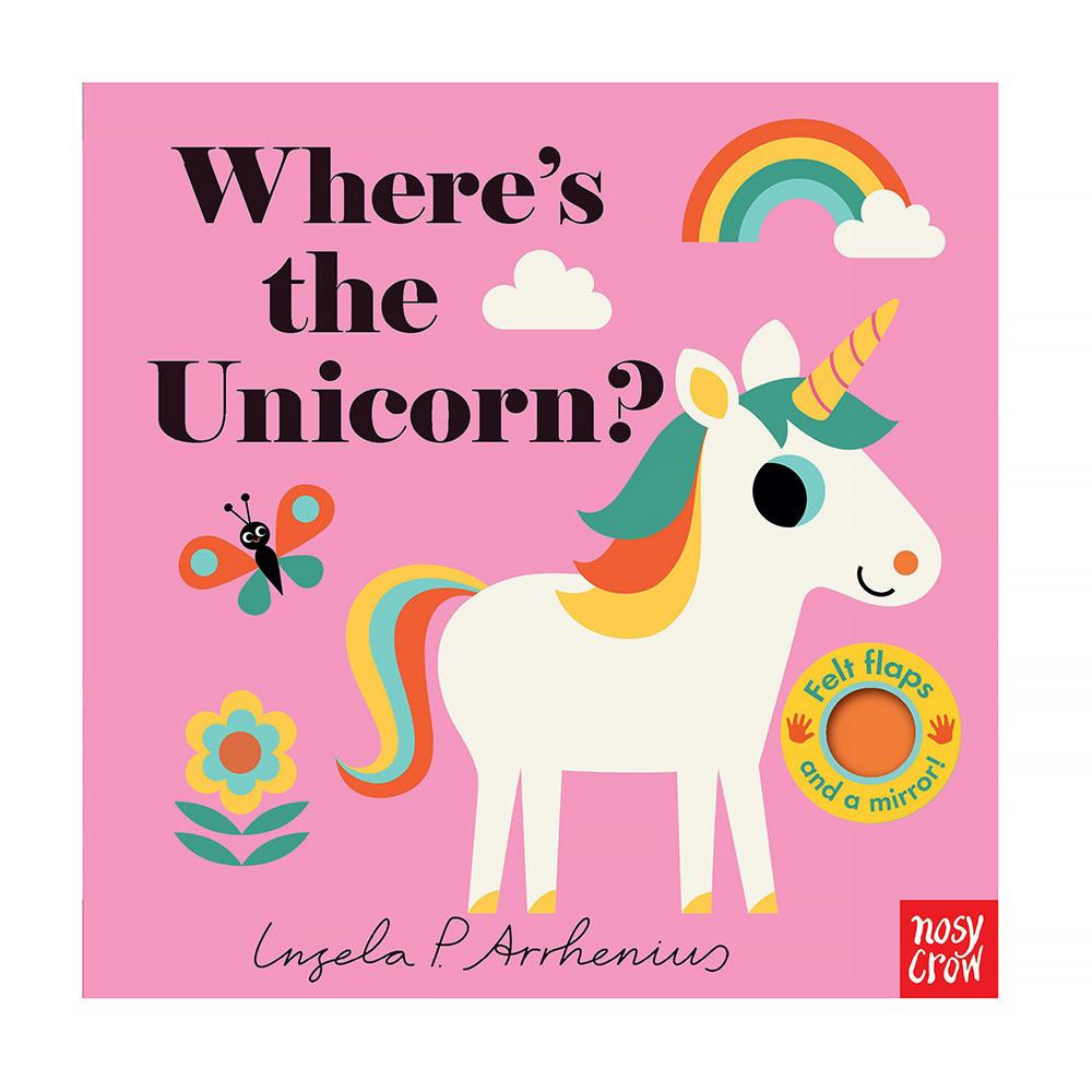 Random House Where's the Unicorn?
