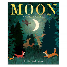 Random House Moon: A Peek-Through Picture Book