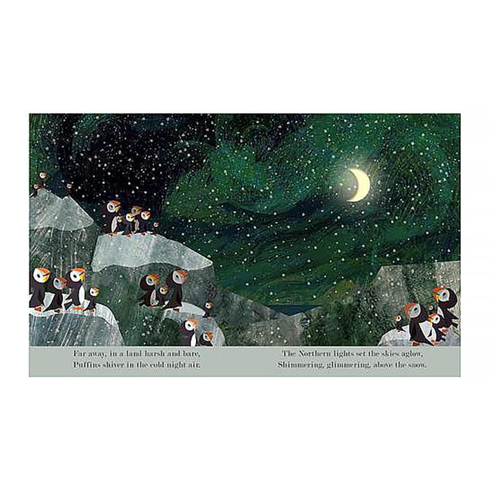 Moon: A Peek-Through Picture Book