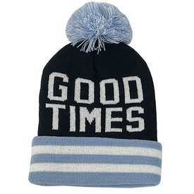 Tiny Whales Tiny Whales Good Times Beanie - Blue