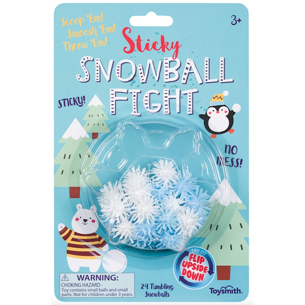 Snow Ball Wall Creepers