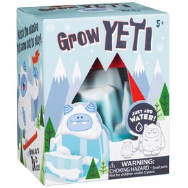 Toysmith Hatch N Grow Yeti