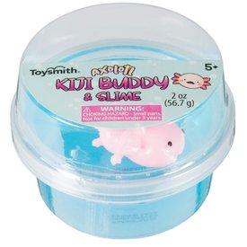 Toysmith Kiji Buddy Axolotl