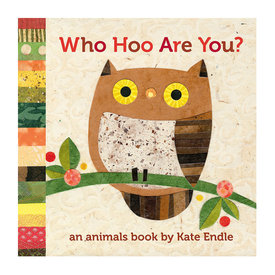 Random House Who Hoo Are You? Board Book