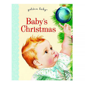 Random House Baby's Christmas (Golden Baby) Board Book