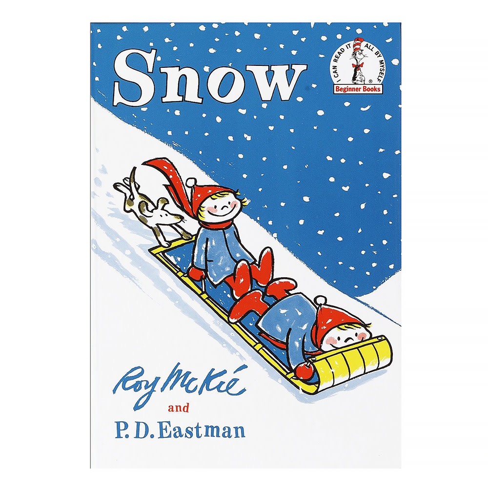 Random House Snow - P.D. Eastman
