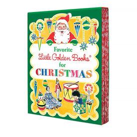 Random House Favorite Little Golden Books for Christmas