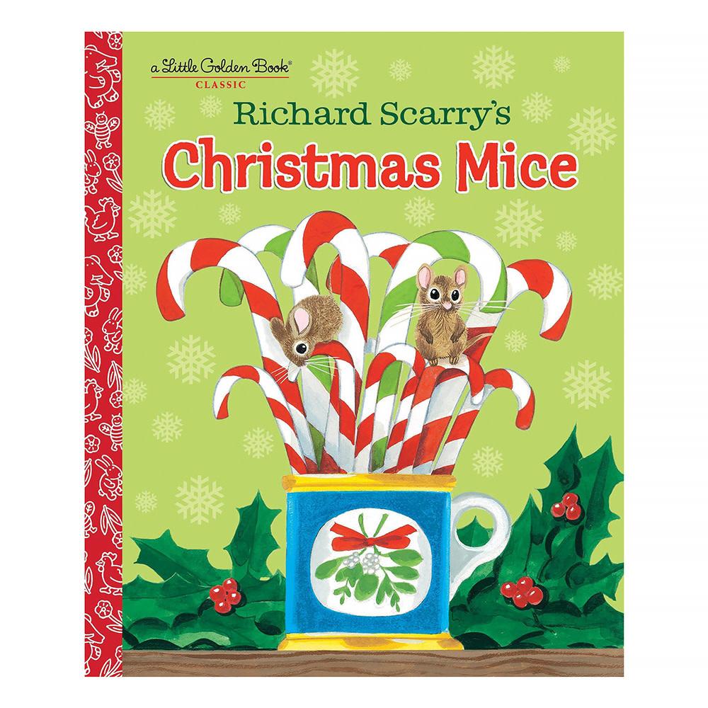 Random House Richard Scarry's Christmas Mice