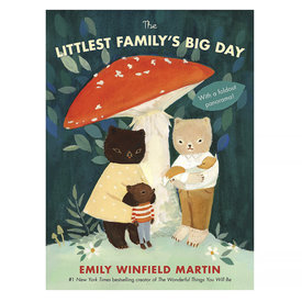 Random House The Littlest Family's Big Day Board Book