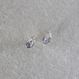 Thicket Thicket Sterling Silver Earrings - Apple Seed
