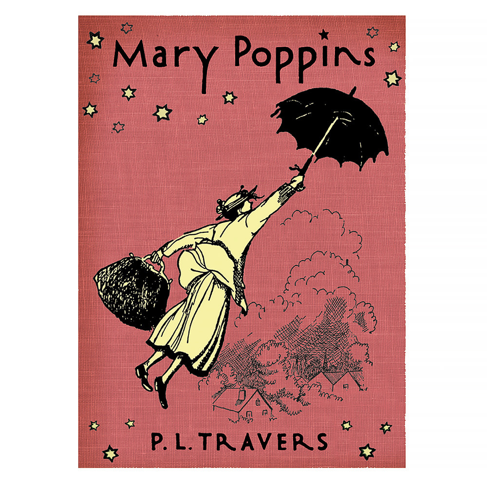 Houghton Mifflin Harcourt Mary Poppins