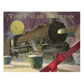 Houghton Mifflin Harcourt The Polar Express Book