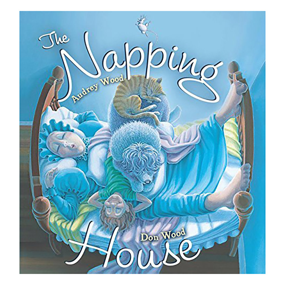 The Napping House - Board Book