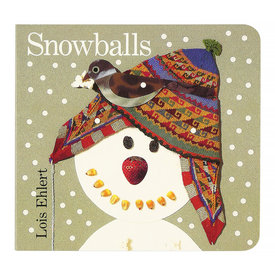 Houghton Mifflin Harcourt Snowballs Board Book