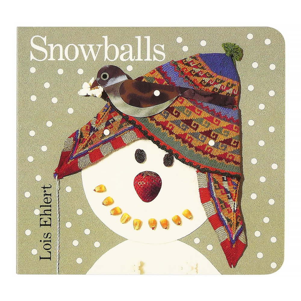 Houghton Mifflin Harcourt Snowballs Board Book