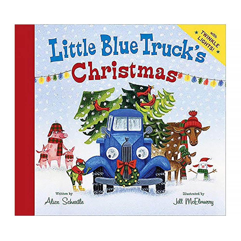 Houghton Mifflin Harcourt The Little Blue Truck's Christmas - Board Book