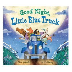Houghton Mifflin Harcourt Good Night, Little Blue Truck