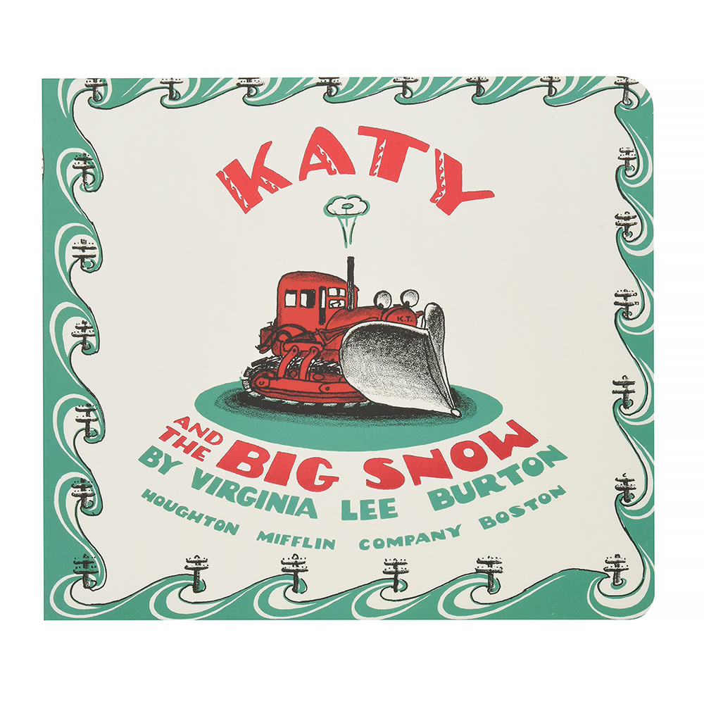 Katy and the Big Snow - Board Book