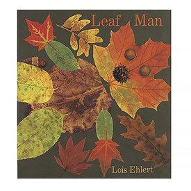 Houghton Mifflin Harcourt Leaf Man