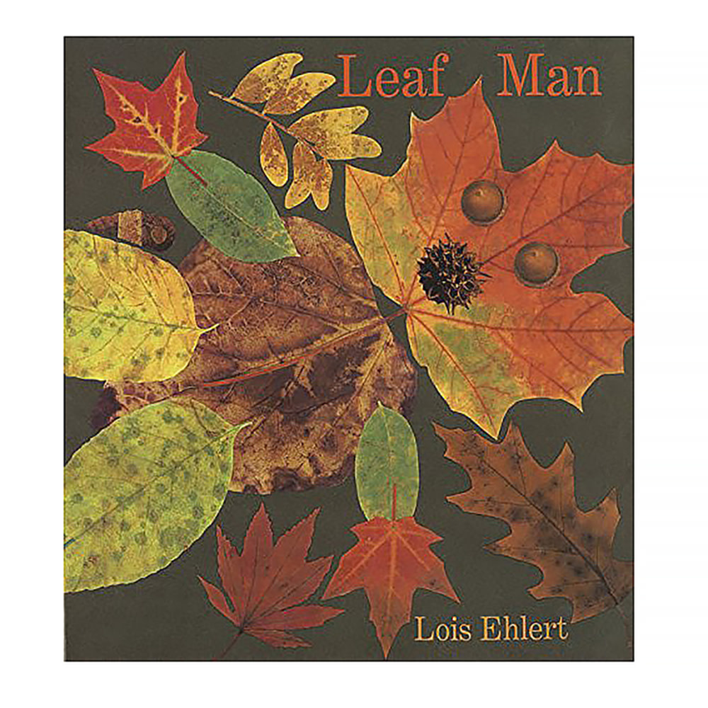 Houghton Mifflin Harcourt Leaf Man