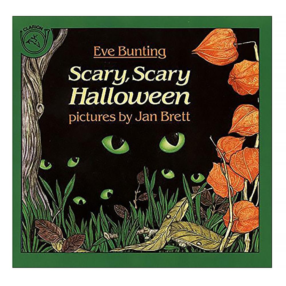 Houghton Mifflin Harcourt Scary, Scary Halloween