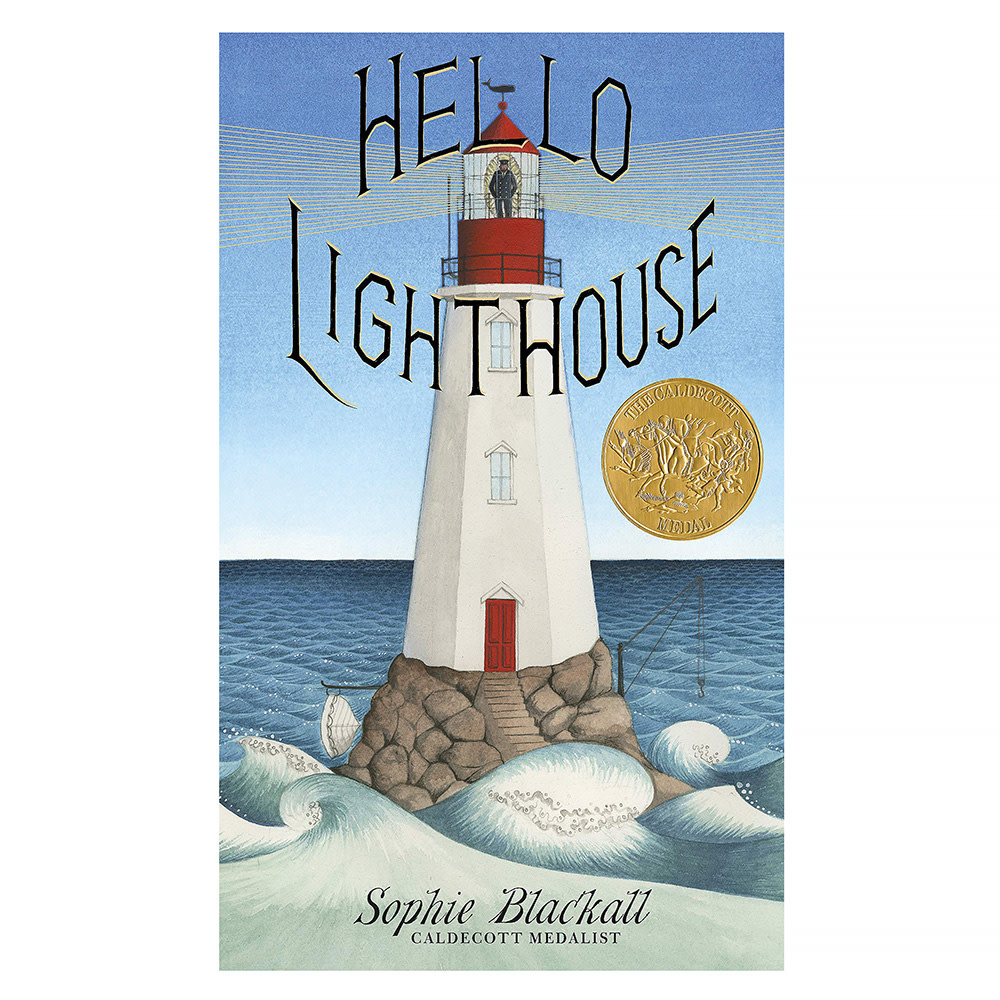 Little Brown & Co Hello Lighthouse