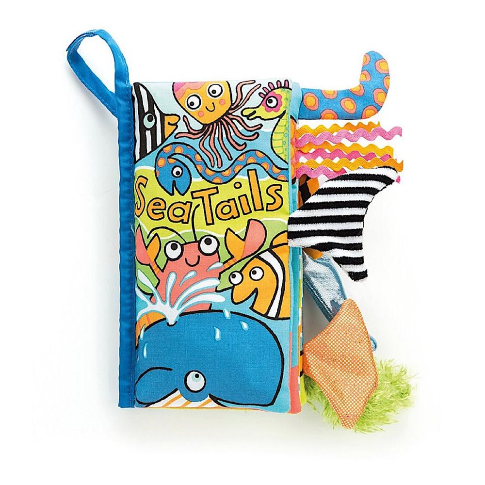 Jellycat Jellycat Sea Tails Book