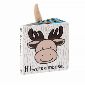 Jellycat Jellycat If I Were A Moose Board Book V2