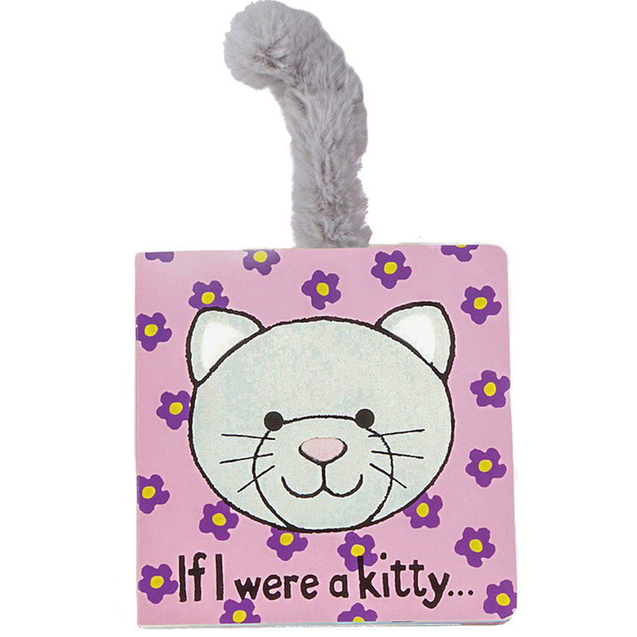 Jellycat If I Were A Kitty Board Book
