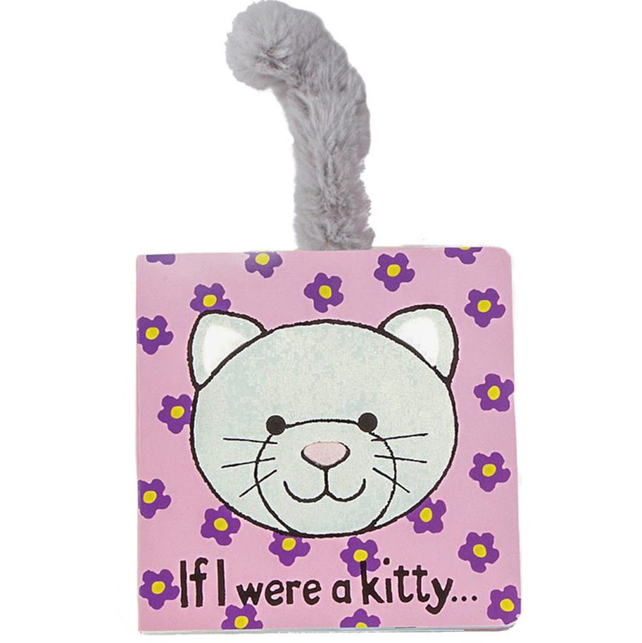 Jellycat Jellycat If I Were A Kitty Board Book